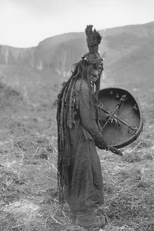 Mongolian shaman
