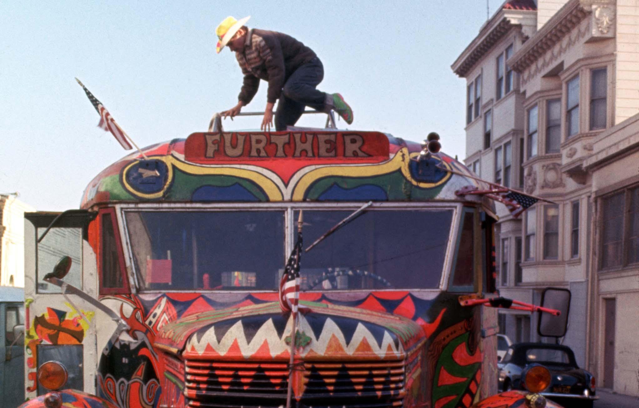 Ken Kesey's Bus